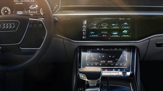 Посчитали-прослезились: замена мультимедийной системы MMI на Audi A8