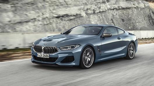 BMW представила возрожденное премиум-купе 8 серии