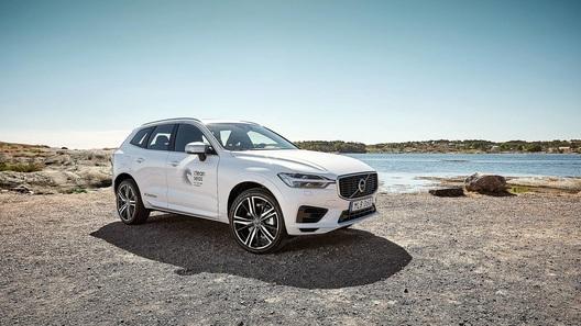 Volvo будет выпускать автомобили из мусора