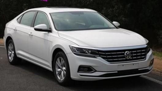 Появились фото нового Volkswagen Passat