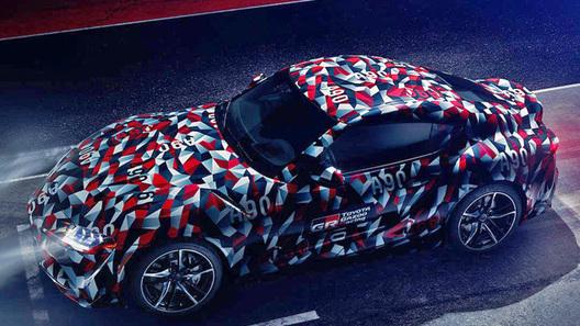 """Toyota объяснила причины появления на культовой """"Супре"""" двигателя BMW"""