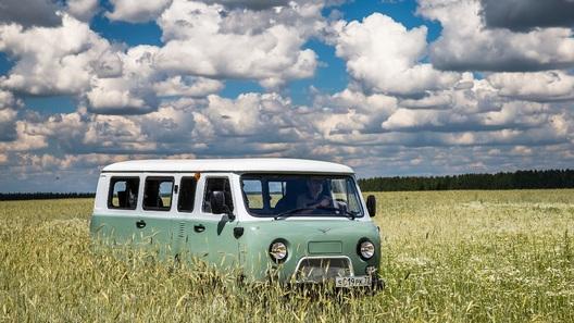 УАЗ выпустил юбилейную версию культовой