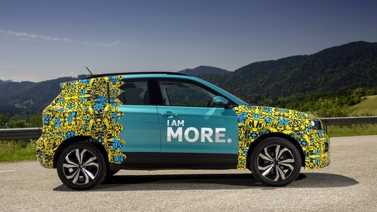 """T – значит """"кроссовер"""": Volkswagen зарегистрировал сразу три новых имени"""