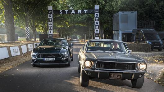 Ford везет в Гудвуд сразу два уникальных