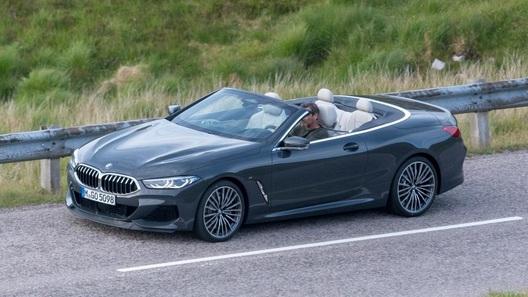 Новый кабриолет BMW 8 серии: первые фотографии