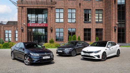 Hyundai и Kia снабдят свои седаны полным приводом