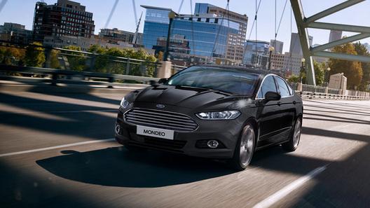 Ford Mondeo в России официально стал
