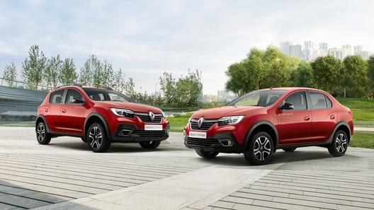 Renault начала продавать соперников Lada Vesta Cross и Xray Cross