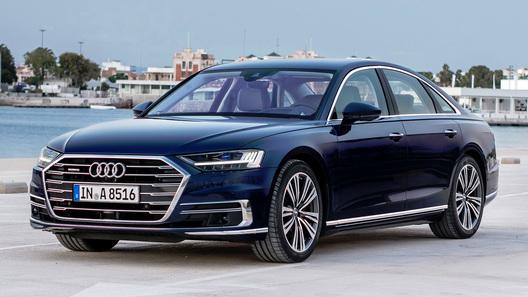 Audi A8 получил