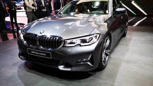 Вот как будет выглядеть новый BMW 3 Серии в кузове универсал!
