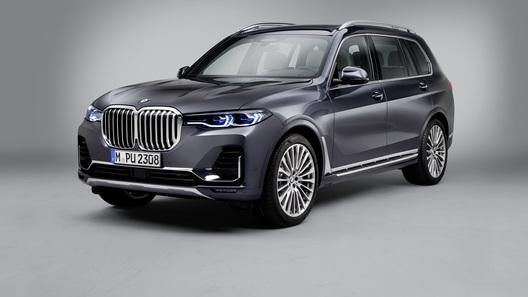 Официальная премьера BMW X7: все подробности о флагмане и российские цены!