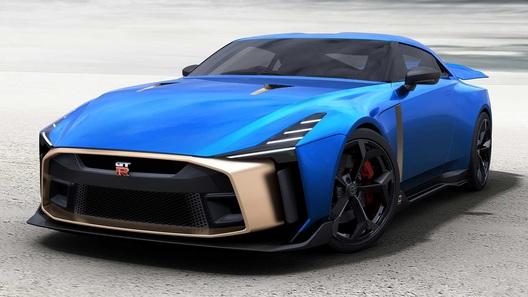 Ниссан начинает прием заказов наверсию GT-R50 отItaldesign