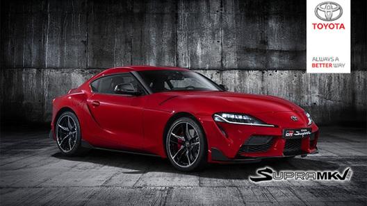 Вот как выглядит самая долгожданная модель Toyota
