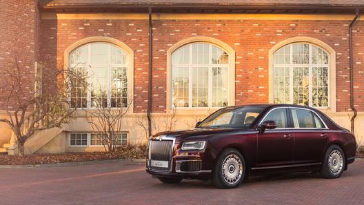 Роскошные автомобили Aurus могут подешеветь