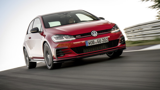 Такого мощного Volkswagen Golf GTI еще не было!