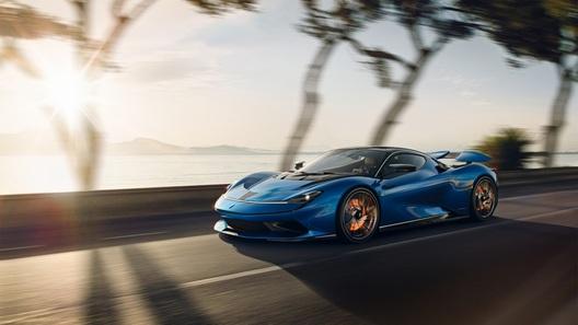 Pininfarina построила гиперкар мощнее и быстрее Bugatti Chiron