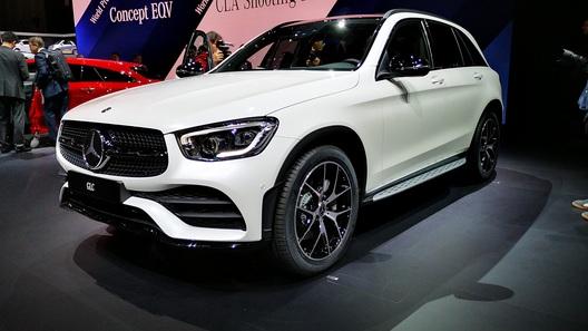 В Женеве показали Mercedes, который будут выпускать в России