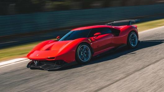 Ferrari построила по индивидуальному заказу уникальный спорткар P80/C