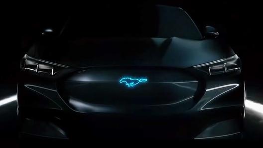 Электрокроссовер Ford заявлен как наследник легендарных