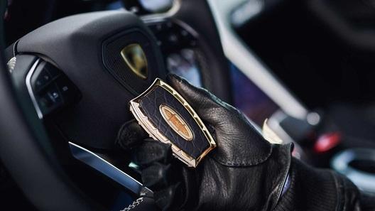 Финны создали автомобильный ключ за полмиллиона евро!