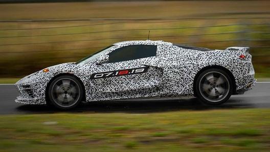 Названа дата премьеры нового Chevrolet Corvette