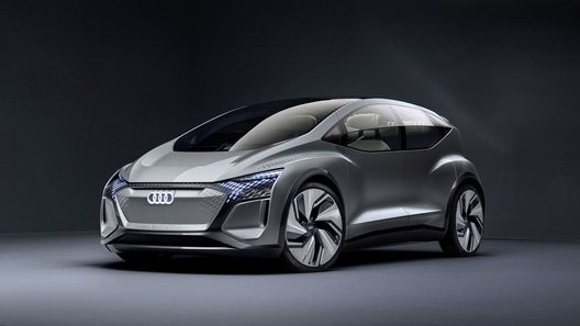 Концепт Audi AI:Me стал прообразом