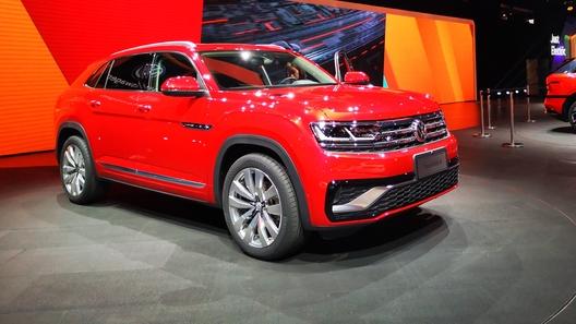 Volkswagen превратил Teramont в купе