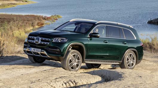 Новый премиум-кроссовер Mercedes-Benz GLS: российские цены