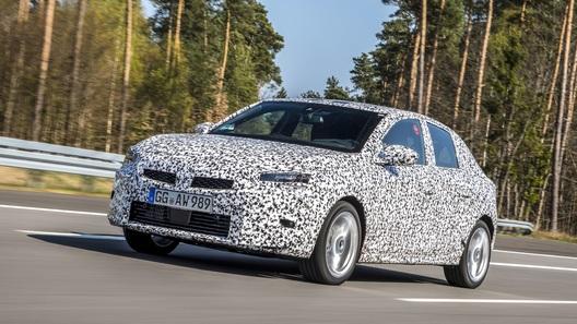 Новый Opel Corsa по-французски: первые фото