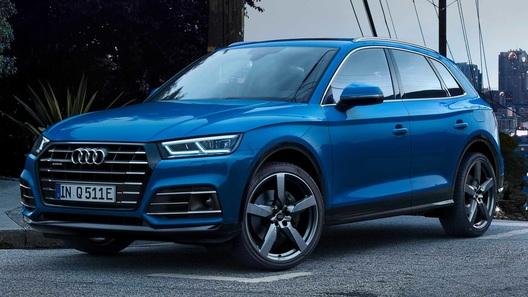 Audi открыла прием заказов на гибридный Q5