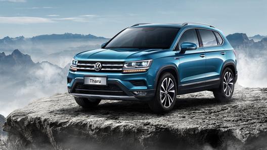 Volkswagen готовит бюджетный кроссовер для России: известно название!