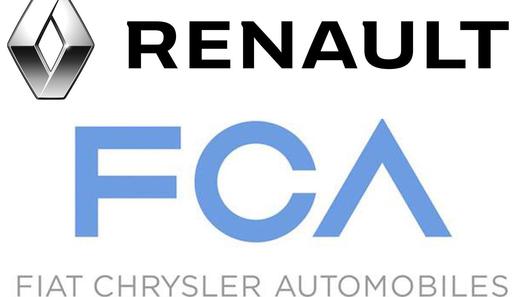 Renault и Fiat-Chrysler объединяются в автомобильный суперконцерн