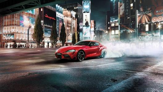 Продажи новой Toyota Supra в России: пошел обратный отсчет!