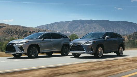 Lexus обновил кроссовер RX: знающие толк в вождении оценят!