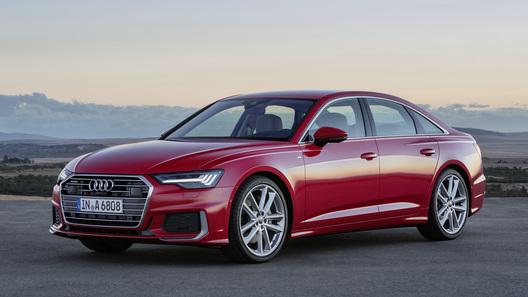 Две модели Audi отзываются из-за дефекта системы охлаждения двигателя
