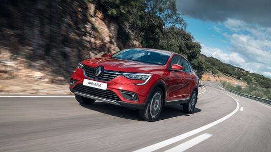 Объявлены цены на все версии Renault Arkana - включая бюджетные