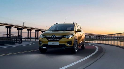 У Renault появился 7-местный микровэн