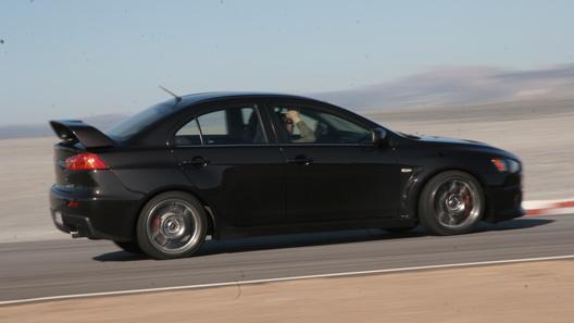 Mitsubishi возродит Lancer Evo с