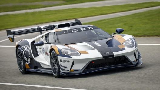 Суперкар Ford GT MkII – современная реинкарнация гоночной легенды
