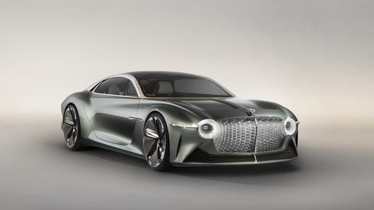Умопомрачительный EXP 100 GT: Bentley предопределила будущее роскошных купе