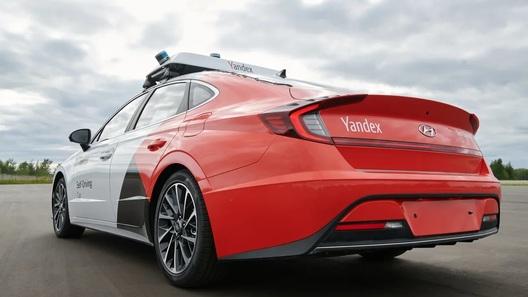 У Яндекса появилась беспилотная Hyundai Sonata. И это только начало