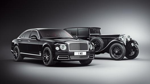 Купившие особый Bentley за 26 млн рублей получат второй в подарок. Ну почти!