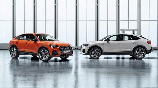 Раскрыты все новые модели Audi для России на 2020 год