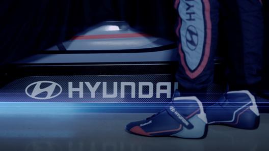 Hyundai строит гоночный электромобиль