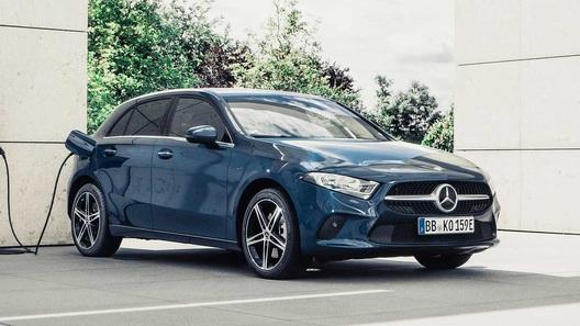 Merсedes-Benz А- и В-Класса: теперь их можно