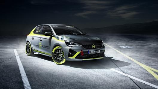 Opel построил первый в мире раллийный электрокар - уже для сезона 2020 года