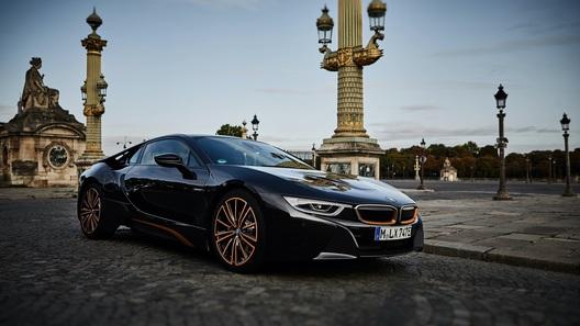 BMW попрощается с i8 особой серией