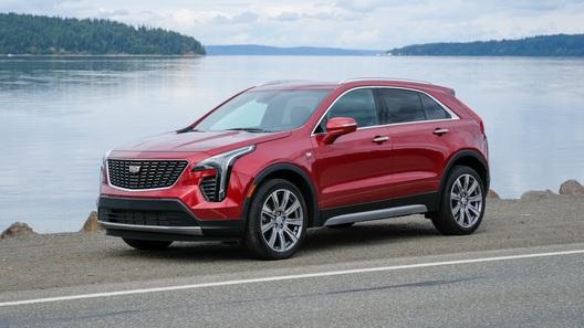 Cadillac скоро отправит свой компактный кроссовер в Европу – и в Россию