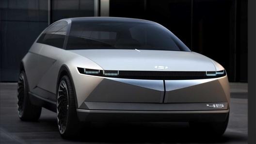 Ретро-концепт 45 – Hyundai ягодка опять!