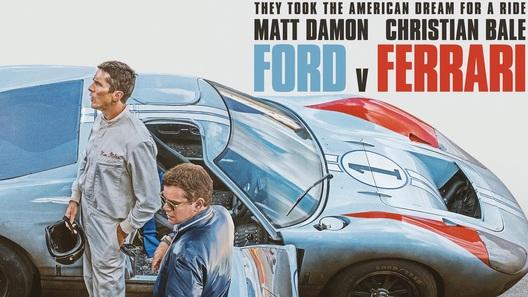 Сражение между Ford и Ferrari развернется в России 14 ноября (видео)